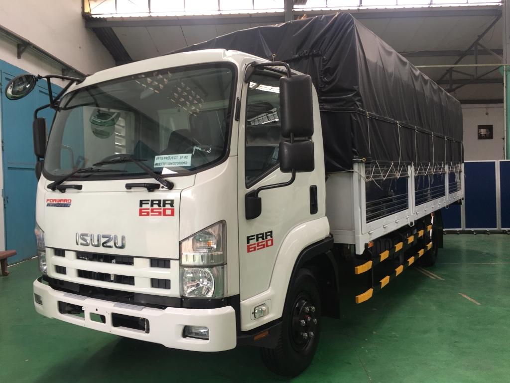 Xe tải Isuzu FRR EURO 4