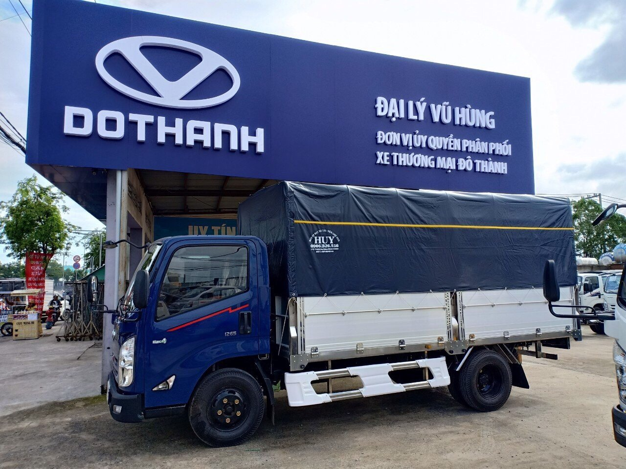 Giá xe tải IZ65