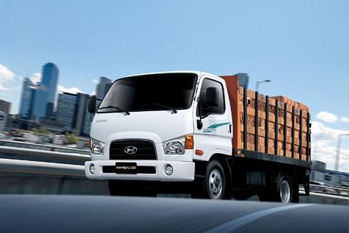 Đánh giá xe tải 7 tấn Hyundai 7T New mighty 110s