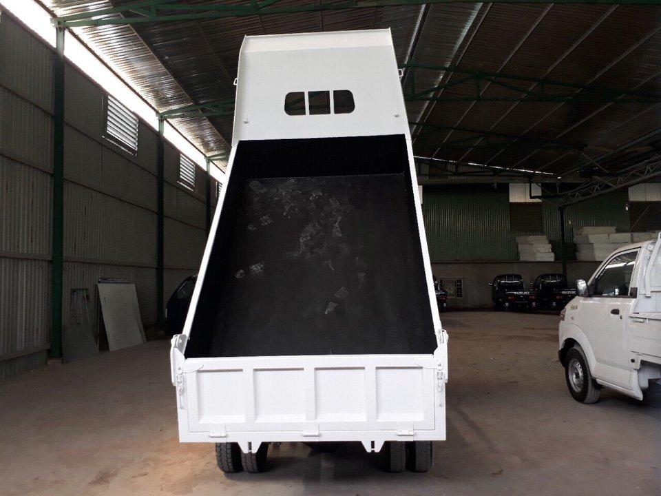 xe ben hyundai h150 1 tấn
